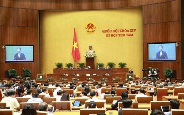 Le ministre de l'Industrie et du Commerce repond aux questions d'actualite hinh anh 1