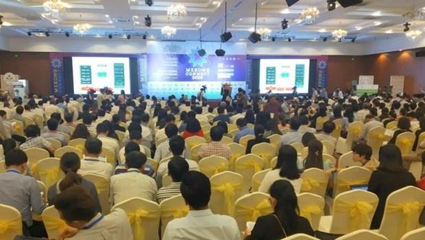 Mekong Connect 2019: accroitre la valeur et l'application des technologies dans l'agriculture hinh anh 1