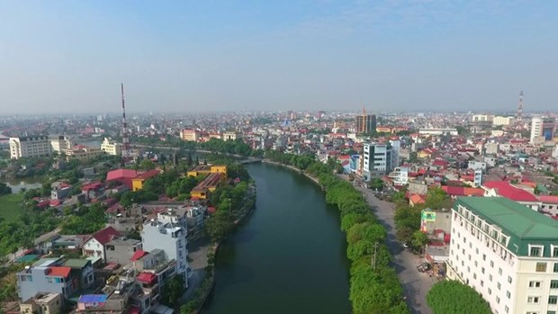 Hai Duong determinee a devenir une ville intelligente hinh anh 1
