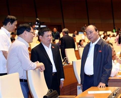 Le Premier ministre repondra aux questions des deputes hinh anh 1