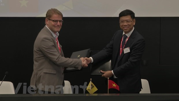 EVFTA et EVIPA, nouvelle force pour la cooperation economique Vietnam-Belgique hinh anh 1