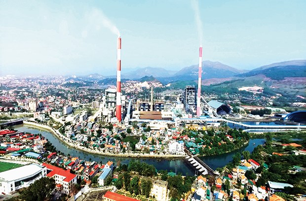 La ville de Uong Bi s'erige en modele d'attraction des investissements hinh anh 1