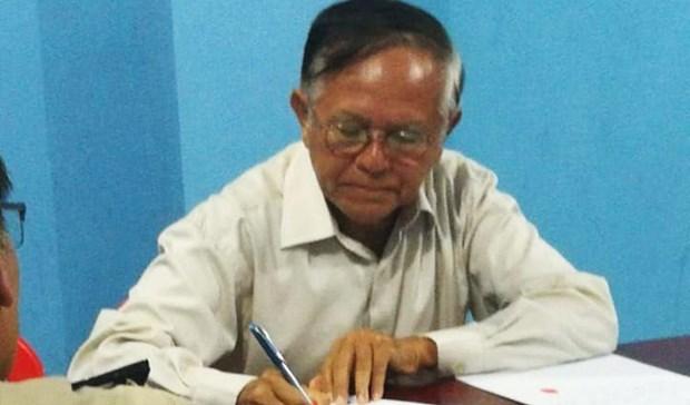 Cambodge: La justice remet en liberte privisoire le chef de l'opposition hinh anh 1