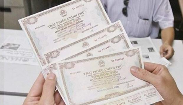 Le Tresor d'Etat mobilise plus de 3,3 billions de dongs d'obligations hinh anh 1