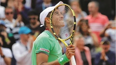 Antoine Hoang, revelation de Roland-Garros 2019 hinh anh 1