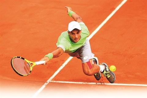 Antoine Hoang, revelation de Roland-Garros 2019 hinh anh 2