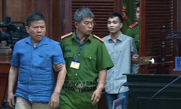 Trois personnes condamnees pour terrorisme contre le pouvoir populaire hinh anh 1