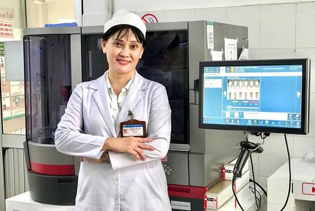 Un logiciel vietnamien d'hemovigilance garantit la securite transfusionnelle hinh anh 1