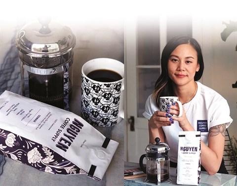 Aux Etats-Unis, Nguyen Coffee Supply veille au grain vietnamien hinh anh 1