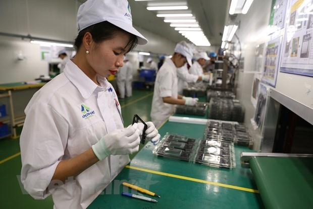 Le secteur manufacturier exporte pour pres de 183 milliards de dollars hinh anh 1