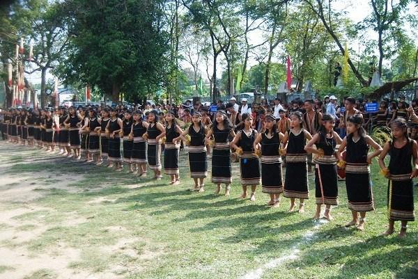 Kon Tum s'emploie a preserver ses patrimoines culturels hinh anh 1
