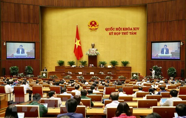 L'AN adopte une resolution sur le projet budgetaire d'Etat en 2020 hinh anh 1