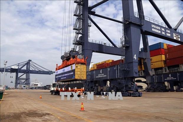 Le Vietnam explore les investissements logistiques en Egypte hinh anh 1