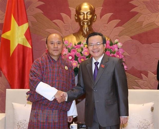 Audit: Le Vietnam et le Bhoutan veulent renforcer leur cooperation hinh anh 1