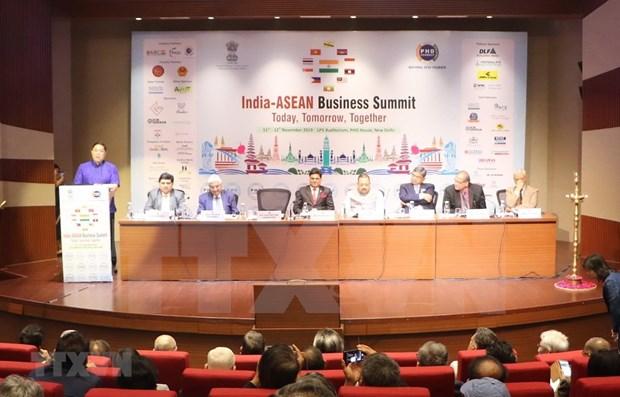 L'Inde et l'ASEAN cherchent a renforcer leurs liens economiques hinh anh 1