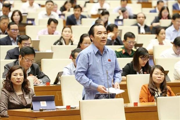 AN : debat sur la prevention et la lutte contre les incendies hinh anh 1