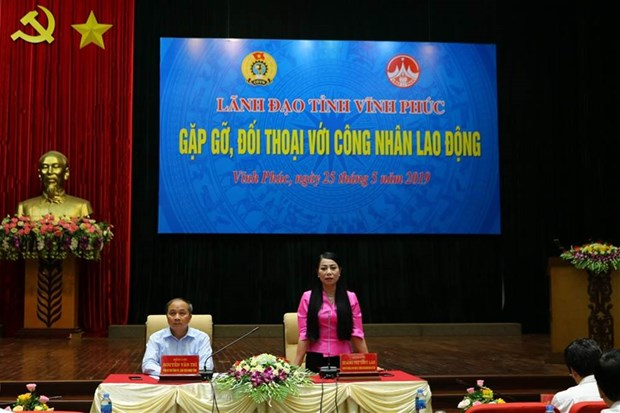 Vinh Phuc: de nombreuses activites concretisant la directive 05-CT/TW du Bureau politique hinh anh 1
