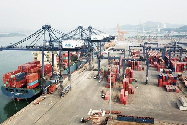 Quang Ninh, premiere zone logistique du Nord du Vietnam hinh anh 1
