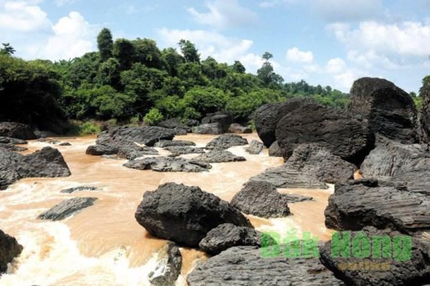 Le geoparc de Dak Nong hinh anh 2