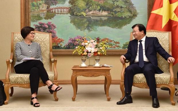 Lutte contre la peche illegale : la CE prend note des efforts du Vietnam hinh anh 1
