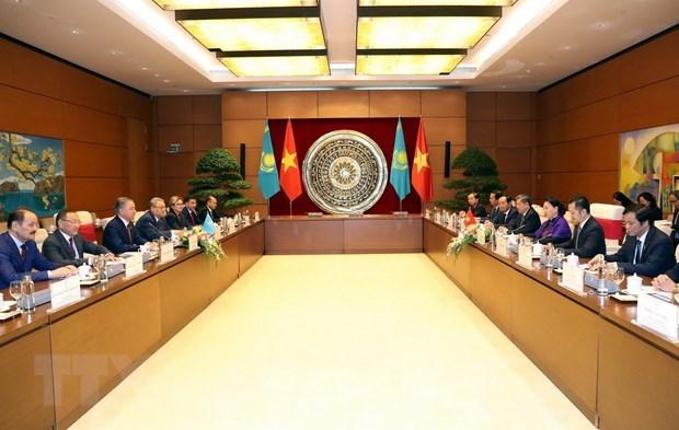 Le Vietnam et le Kazakhstan veulent renforcer leurs liens economiques hinh anh 2