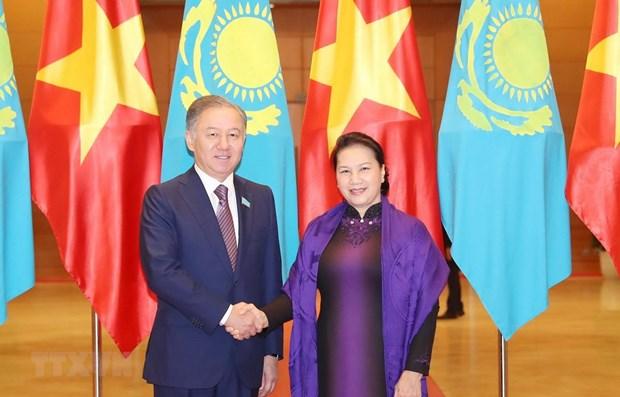 Le Vietnam et le Kazakhstan veulent renforcer leurs liens economiques hinh anh 1