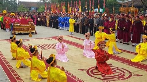 Phu Tho organisera son festival de l'ancien village Viet hinh anh 1