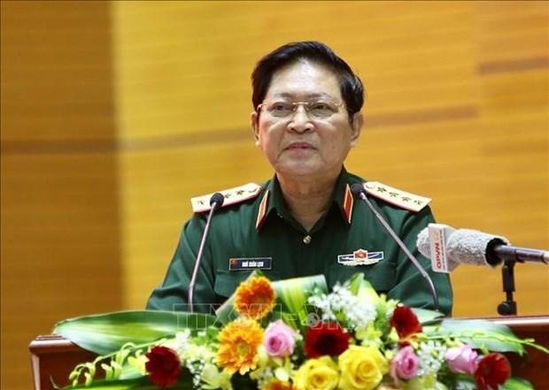 Defense : le ministre Ngo Xuan Lich participe aux conferences ministerielles de l'ASEAN en Thailande hinh anh 1