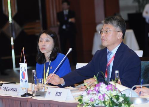 Conference des ministres des Transports de l'ASEAN et de la Republique de Coree hinh anh 1