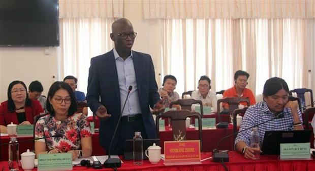 La Banque mondiale est prete a cooperer avec la province de Phu Yen hinh anh 1