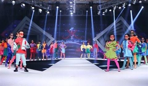 La Semaine de la mode asiatique des enfants  hinh anh 1