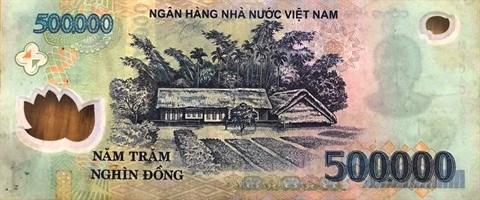 Un concepteur de billets de banque hinh anh 3