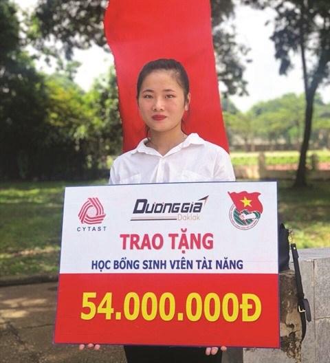 Coup dur pour Vu Khanh Ly, jeune talent du pencak silat hinh anh 2
