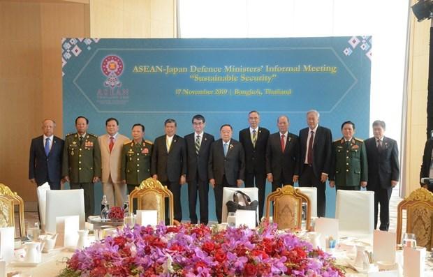 L'ASEAN et ses partenaires cherchent a elargir leurs liens de defense hinh anh 1