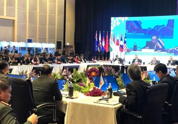 Le Vietnam souligne la confiance dans la cooperation pour regler les problemes de securite hinh anh 1