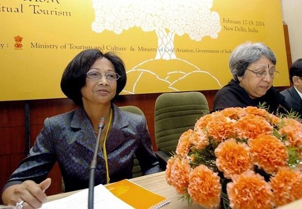 La princesse du Cambodge Bopha Devi est decedee a 76 ans hinh anh 1