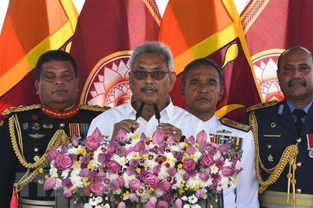 Le Vietnam felicite le nouveau president du Sri Lanka hinh anh 1