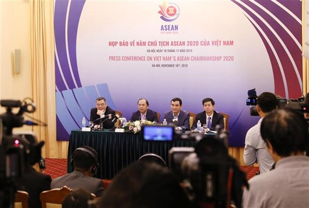 Le Vietnam definit ses priorites durant sa presidence de l'ASEAN hinh anh 2