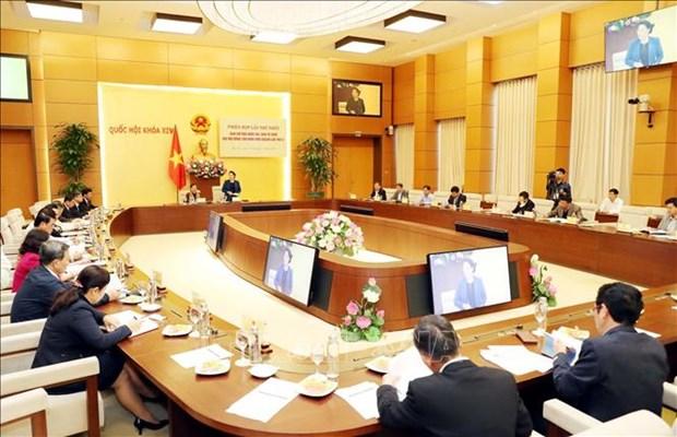 La premiere reunion du Comite d'organisation de l'AIPA 41 hinh anh 1