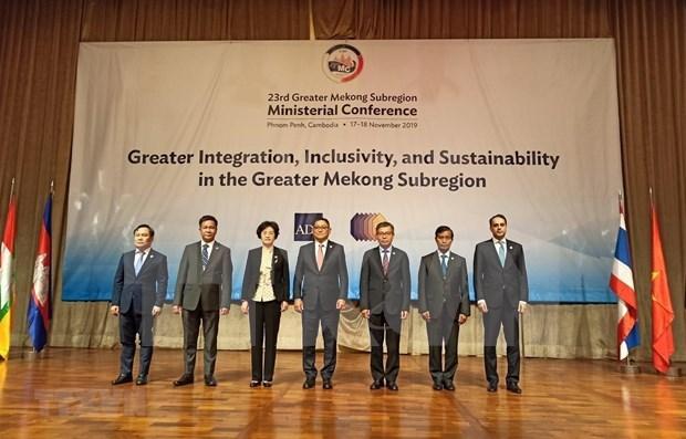 GMS : Le Vietnam met en avant la cooperation pour le developpement commun hinh anh 1