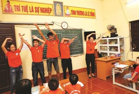 Une enseignante devouee pour les jeunes defavorises hinh anh 2