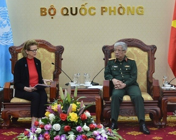 Le Vietnam et le PNUD entretiennent une cooperation fructueuse hinh anh 1