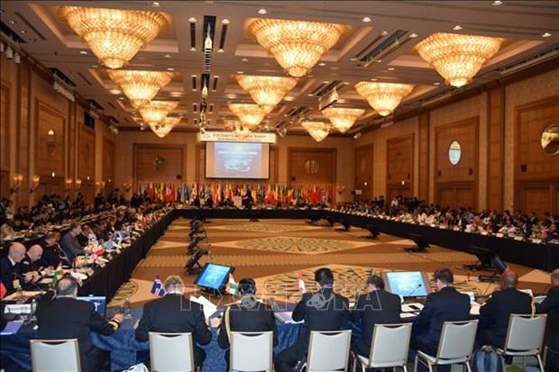 Le Vietnam participe au 2e Sommet mondial des Garde-cotes au Japon hinh anh 1