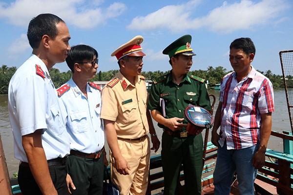 Peche INN : Kien Giang s'efforce de repondre aux regles de la CE hinh anh 1