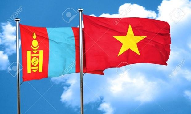 Le Vietnam et la Mongolie echangent des messages de felicitations hinh anh 1