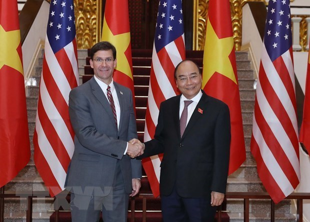 Le PM vietnamien affirme attacher d'importance au partenariat integral avec les Etats-Unis hinh anh 1
