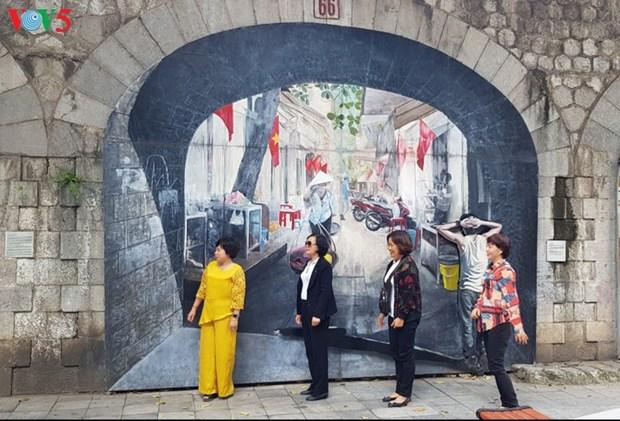 Hanoi integre le reseau UNESCO des villes creatives hinh anh 1