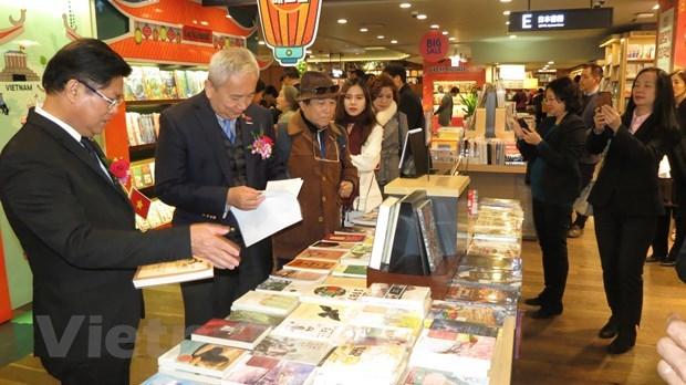 Inauguration d'un stand de livres vietnamiens a Seoul hinh anh 1