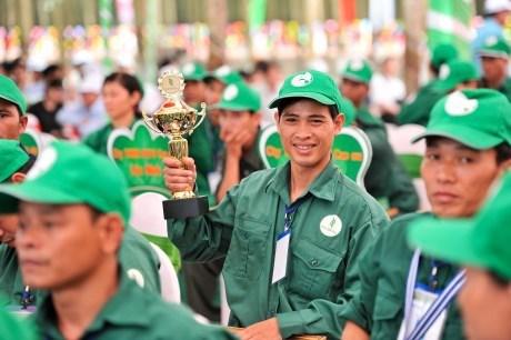 Ameliorer la qualification des ressources humaines vietnamiennes hinh anh 1