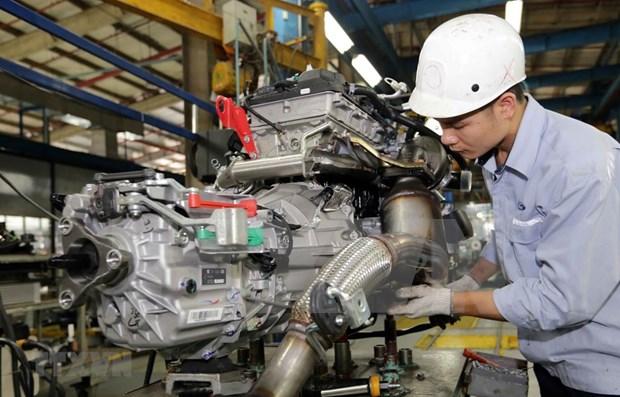 La croissance vietnamienne devrait atteindre 7% en 2021-2025 hinh anh 1